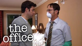 Bed Bugs Save the Day - The Office US