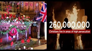 St George's Service Remembrance & Suffering Church 2020