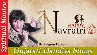 """Navratri Songs"" - Gujarati Dandiya Songs || By Falguni Pathak Non Stop Garba Songs"