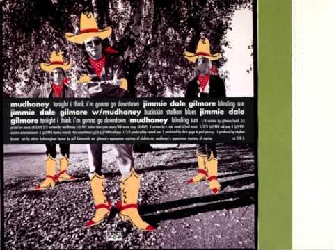Jimmie Dale Gilmore w/ Mudhoney - Buckskin Stallion Blues (Townes Van Zandt cover)