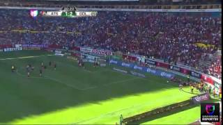 Chivas vs Atlas 4-1 Mayo 17,2015 Univision Highlights