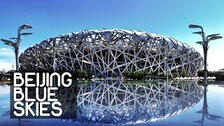 #BeijingBlueSkies – Breathing Easy in China's Capital