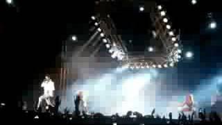 Concert Opening Sakis Rouvas Live Cyprus 2008 - Ola Giro Sou Girizoun