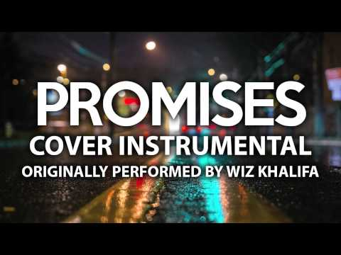 Promises (Cover Instrumental) [In the Style of Wiz Khalifa]