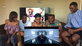 Migos, Nicki Minaj, Cardi B - MotorSport Reaction