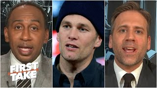 Is Tom Brady's impact on the Bucs being overhyped? Stephen A. & Max debate | First Take