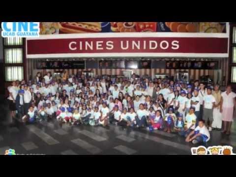 Un Dia de Cine UCAB Guayana CEAC 2011-2012