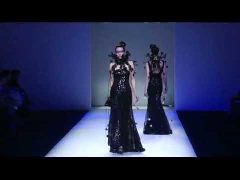 "2013 Fall/Winter Shanghai Fashion Week - Daniel Wang ""WTC Studio"""