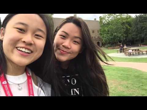 Trinity YLP Video Diary | 2015
