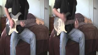 Underneath Every Smile By I See Stars Dual Guitar Cover With Tabs