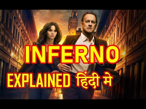 Inferno 2016 Movie Explained In HINDI | Inferno Movie Ending Explain हिंदी मे