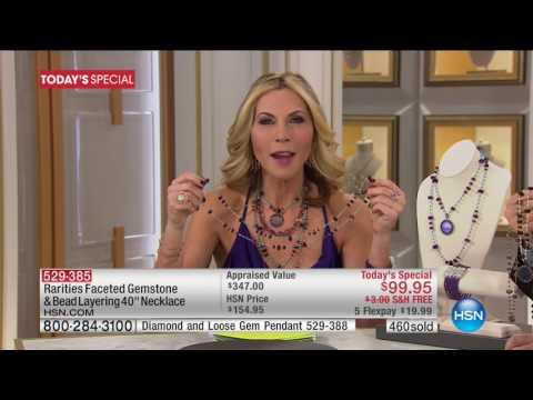 HSN | Rarities Fine Jewelry with Carol Brodie 01.09.2017 - 12 AM