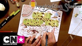 Имаджинариум | Новое поколение мультипликаторов | Cartoon Network(Мультипликаторы, создавшие твои любимые мультики, расскажут, каково это — творить, писать и рисовать для..., 2016-06-14T15:05:54.000Z)