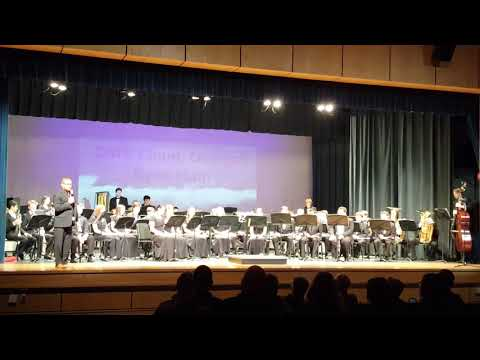 New Hope Solebury High School Wind Ensemble Winter Concert  2019
