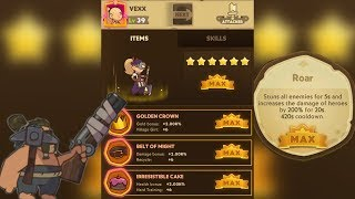 NEW HERO TAM *Guide* + 6 STAR VEXX! - Almost A Hero