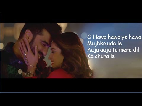 (LYRiCS)Hawa Hawa Full Song Lyrical Video | Mubarakan | Mika Singh | HD