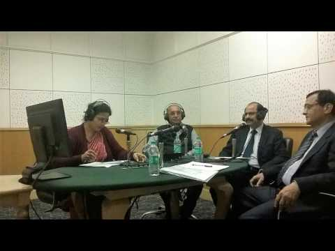 'Public Speak Program' on All India Radio, New Delhi