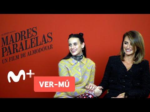 VER-MÚ: Entrevista a Penélope Cruz y Milena Smit – Madres paralelas | Movistar +