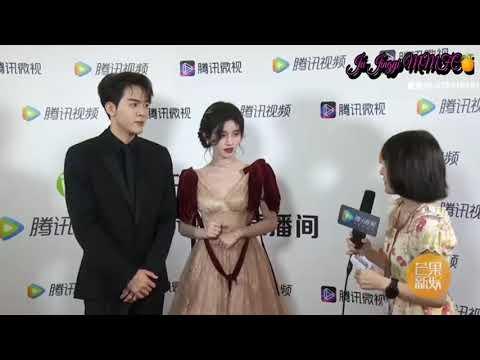27th Shanghai TV Festival [Ju Jingyi & Zeng ShunXi]