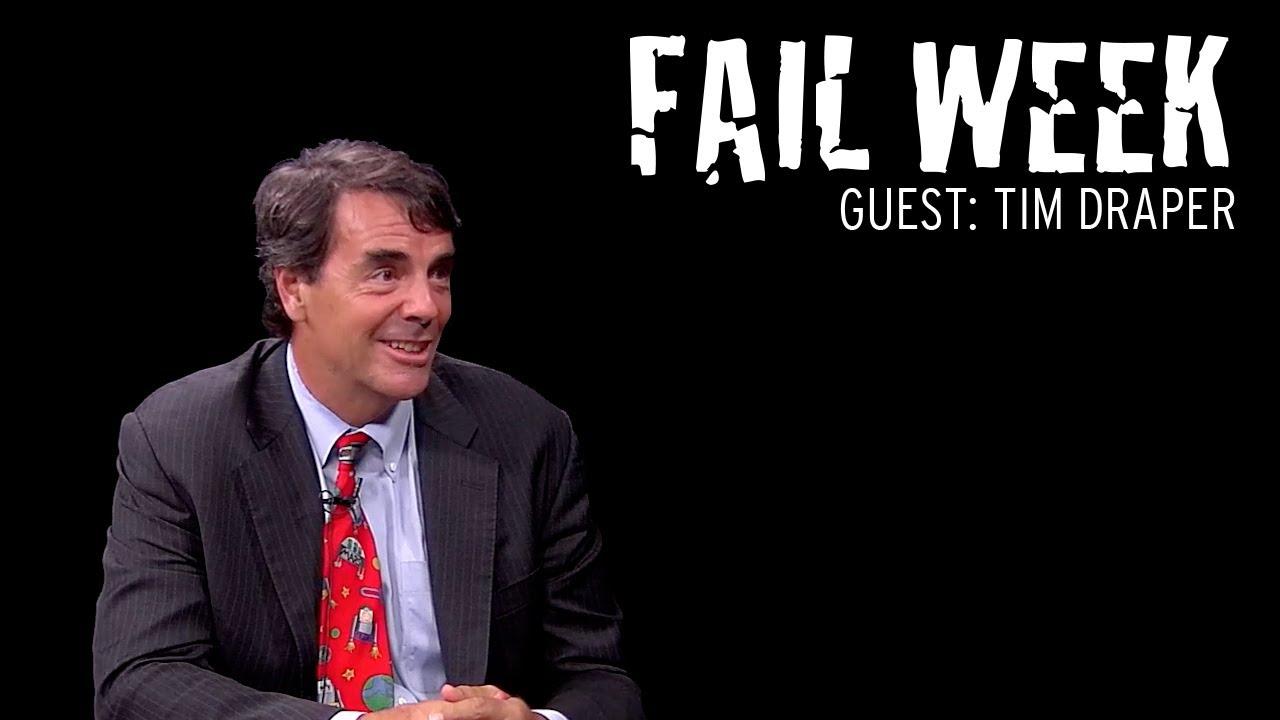 Fail Week: Tim Draper on Borrowing Money From the ...