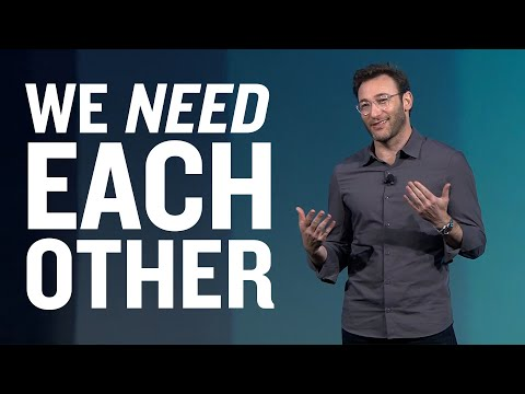 How We Combat Loneliness | Simon Sinek at Entreleadership 2019