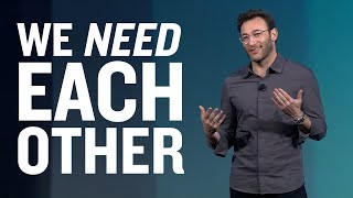 How We Combat Loneliness | Simon Sinek at Entreleadership 2019
