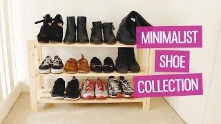 Minimalist Shoe Collection | CharliMarieTV