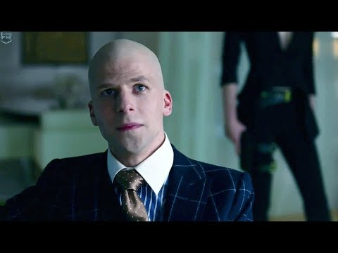 Lex Luthor & Deathstroke | Justice League