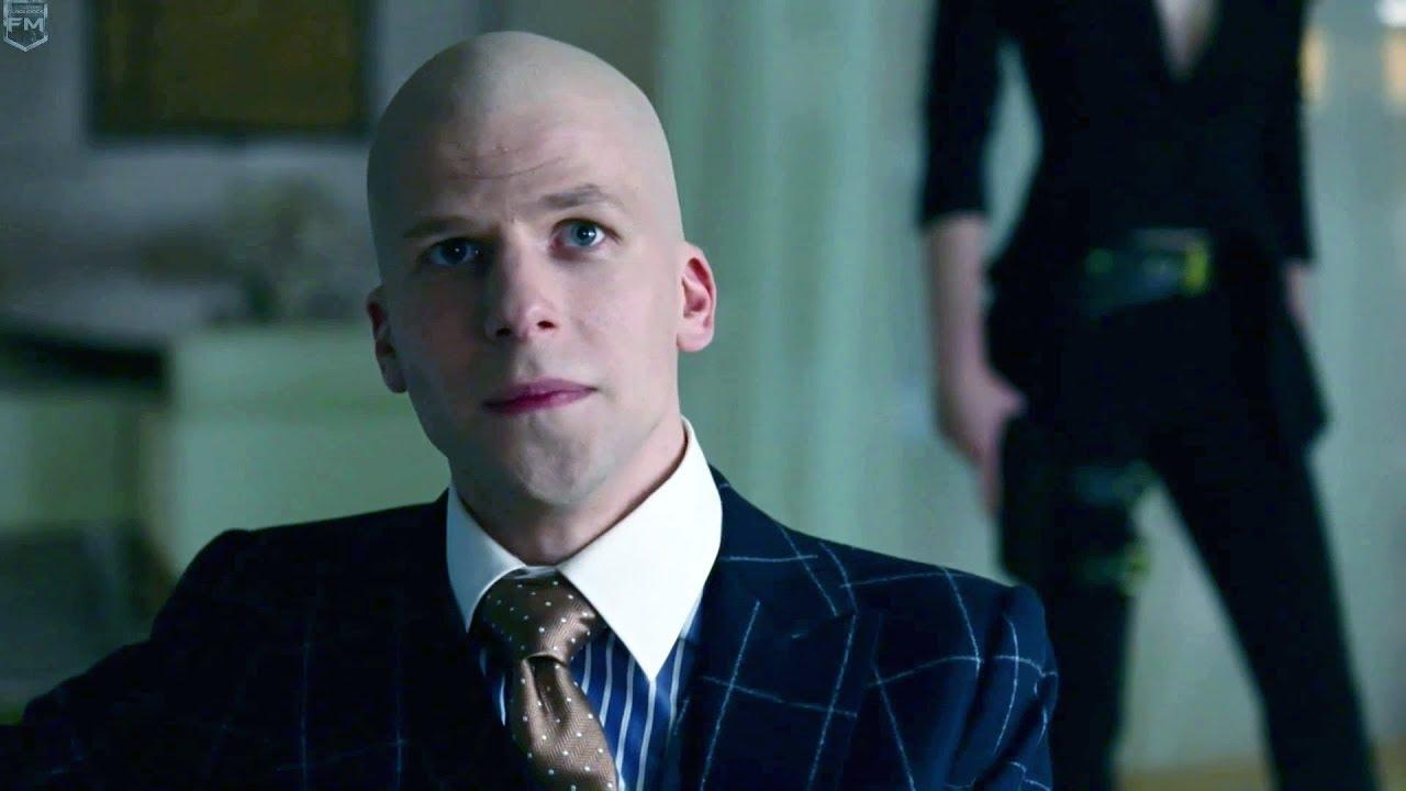 Hasil gambar untuk lex luthor justice league