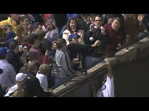 The Steve Bartman incident