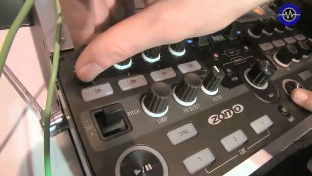 Zomo Midi Controller : zomo mc 1000 traktor virtual dj controller first 12inch midi controller youtube ~ Vivirlamusica.com Haus und Dekorationen