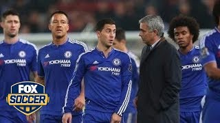 Were Chelsea players behind Jose Mourinho's demise?   FOX SOCCER