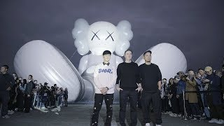 """《KAWS:HOLIDAY》台北站開幕式 / Global Debut of """"KAWS:HOLIDAY"""" in Taipei"""