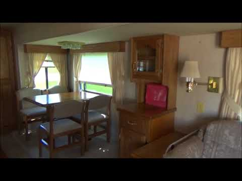 1996 Travel Supreme Trail Supreme 40RKSO Fifth Wheel for sale ~ Mankato, MN