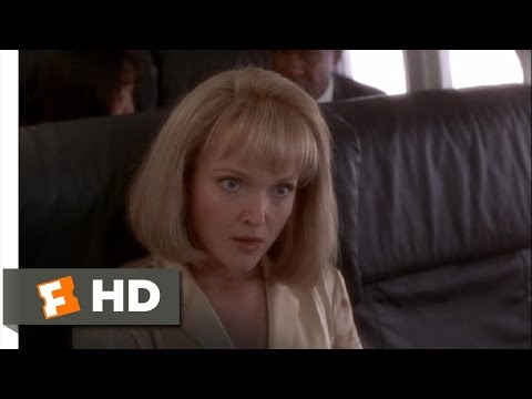 The Evening Star (6/8) Movie CLIP - It's Important to Have Enemies (1996) HD