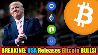 BREAKING: The US JUST Made LARGEST Cryptocurrency Announcement in History!! | Cryptocurrency News