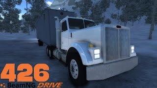 Beamng Drive #426 | Gavril Truck - Semi Trailer | Let's Play Beamng Drive Mit Gcg [hd] [alpha]