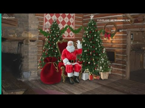 What to expect at Cleveland Zoo's 'Wild Winter Lights' event