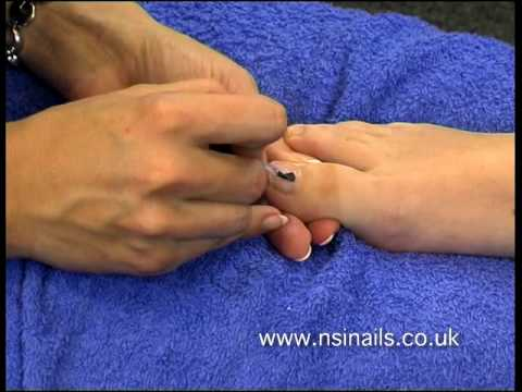 Hollywood Toes Tutorial