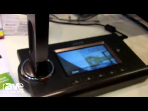 InfoComm 2015: HoverCam Highlights Ultra 8 Touchscreen Document Camera With LCD Monitor