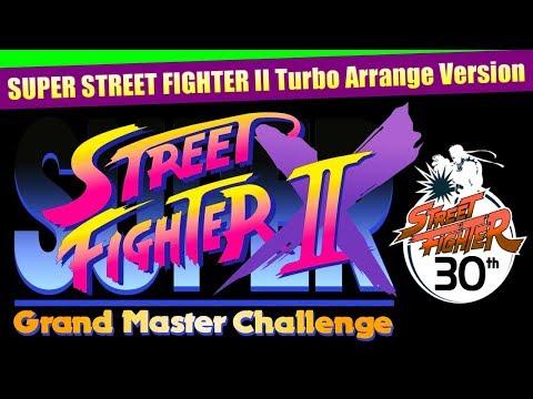 30th T.Hawk - SUPER STREET FIGHTER II Turbo Arrange Version