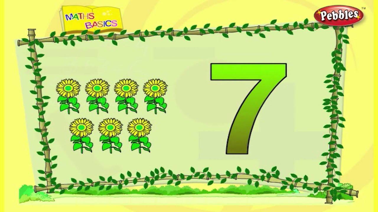 Counting | Basic Maths For Children | Maths Basics for Kids | Maths ...