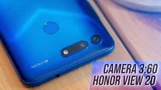 Honor View 20 Camera Review (Camera 3:60 Episode 4)
