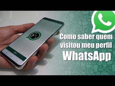 Como Saber Quem Visitou Meu Perfil No Whatsapp 2020 Youtube