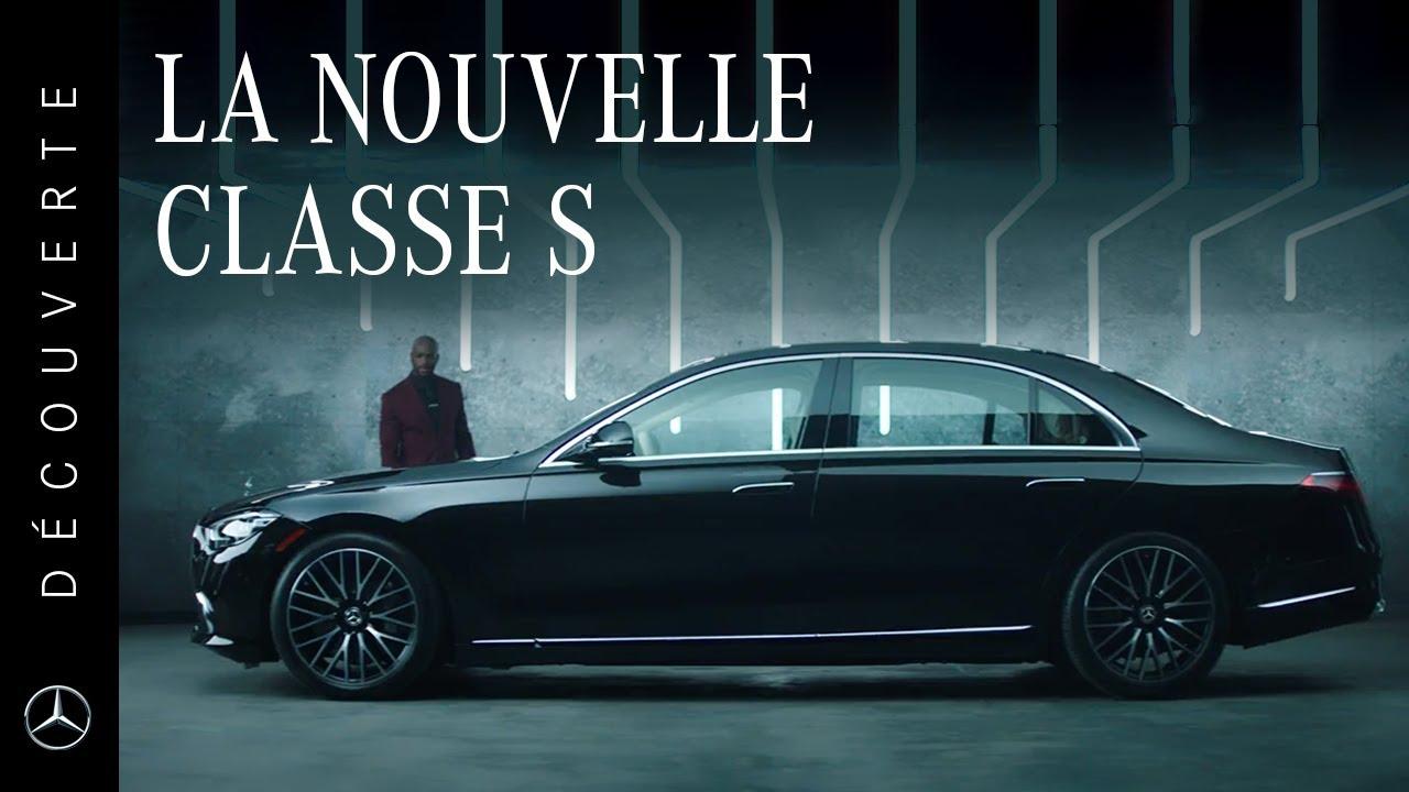 Faites connaissance avec la nouvelle Classe S de Mercedes-Benz