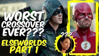 Elseworlds Part 1 - Worst Crossover Ever? Rant & Review!