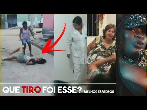 MELHORES VÍDEOS DO DESAFIO QUE TIRO FOI ESSE - JOJO MARONTTINNI