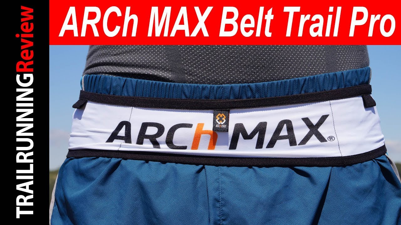 86ccd68866cf ARCh MAX Belt Trail Pro Review - YouTube