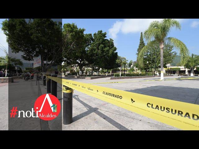 #NotiAlcaldes: Contra el COVID-19, Tlajomulco de Zúñiga pone el ejemplo