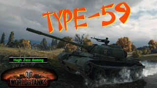 World of Tanks - Type-59 - Old Grey Mare Ain